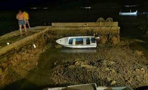 FOTO / VIDEO Dalmaciju pogodio meteorološki cunami, more se povuklo metar za deset minuta