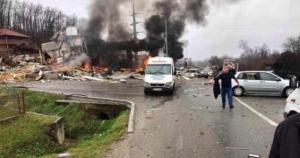U eksploziji na benzinskoj pumpi kod Zvornika poginula jedna osoba