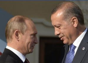 Telefonski razgovor: Putin i Erdogan za političko rješavanje situaciji u Siriji