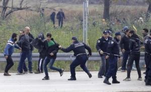 HR policija upucala migranta u Gorskom Kotaru