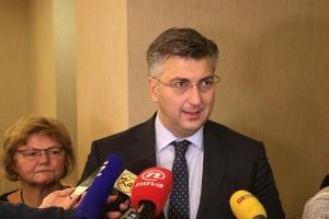 Plenković: Žao mi je što Karadžića nisu osudili i za udruženi poduhvat