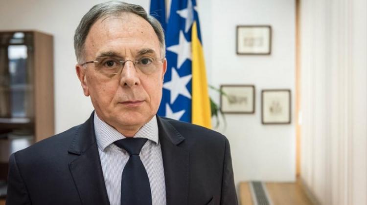 Destrukcija BIH nelegitimna, građanska BiH - legitiman cilj
