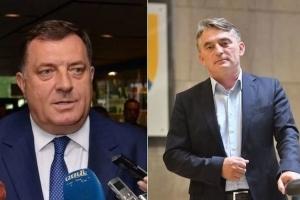 Dodik Komšiću: Završili smo i personalno i politički!