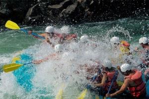 Kraj i domaćeg turizma? U Foči najviše zaraženih među radnicima rafting kampova