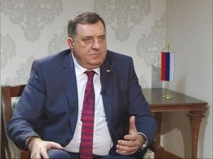 Dodik: Sarajevo pravi babarogu od Srbije (video)