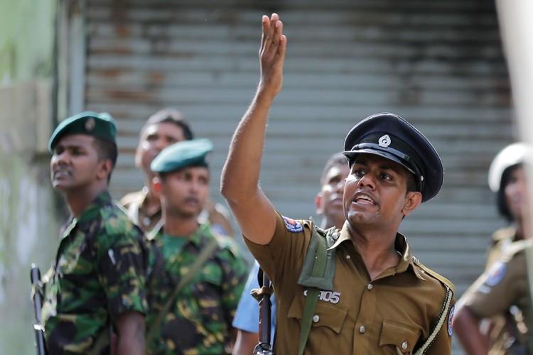 Vojska Šri Lanke dobila ratna ovlaštenja