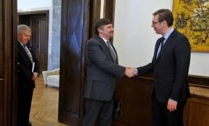 Novi sastanak Vučića i Palmera u narednih 10 dana