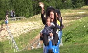 Na Jahorini otvoren najduži bob na šinama na Balkanu