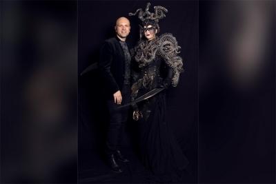 Dizajner iz Srbije kreirao najbizarniji Gagin kostim do sada