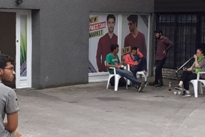 Migranti otvorili butik u Bihaću