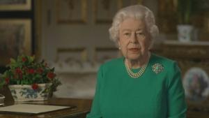 Britanska kraljica obratila se naciji