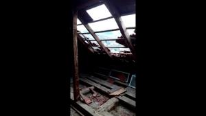 Snimci posljedica zemljotresa u BiH