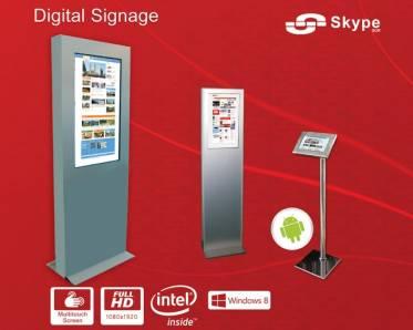 BiH dobila svoje digitalne kioske: Skype.ba napravio seriju interaktivnih digitalnih kioska