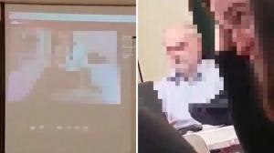Pustio porno film đacima u učionici