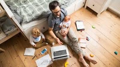 """""""Zapovjedni centar"""" u kući - Reuters: Mnogi su prinuđeni na rad od kuće, ali kako to finansirati"""