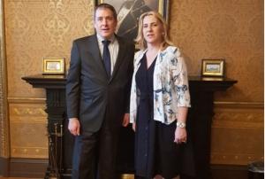 Veliki Dodikov uspjeh: Cvijanović u Bijeloj kući