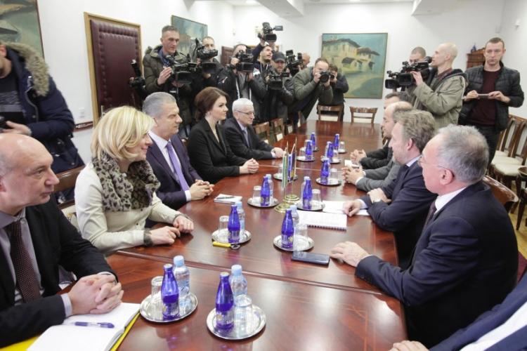 Završen sastanak SDA i SBB-a