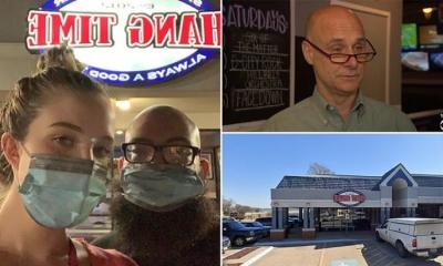 Američki par izbačen iz restorana u Teksasu jer su nosile maske