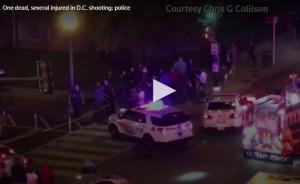 Pucnjava u blizini Bijele kuće: Јedna osoba ubijena, pet ranjenih