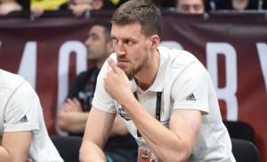 Košarkaš Zvezde stradao u Banjaluci: Teško povrijeđen Ognjen Kuzmić u saobraćajnoj nesreći