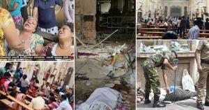 Novi bilans: Poginulo 185 ljudi, oko 500 ranjenih u Šri Lanki