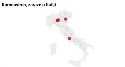"""Pakao ide na jug Italije: """"Na jugu će situacija drastično eksplodirati. Sljedećih 10 dana ovdje će biti pakao """", """"prijeti se studentima 'vatrenim oružjem'"""