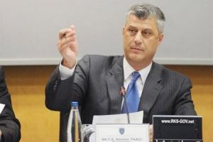 Thaci 1. jula u Parizu traži i jug Srbije