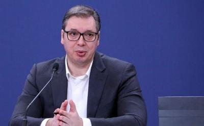 Srbija će se suprotstaviti sankcijama protiv bilo koga u RS - Vučić