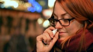 """""""Zimska droga"""": Sprejevi za nos mogu izazvati ovisnost"""