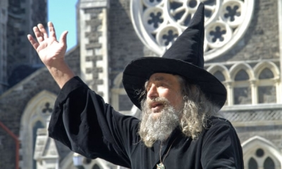 Otkaz za čarobnjaka - Službeni čarobnjak Novog Zelanda nakon 23 godine dobio otkaz