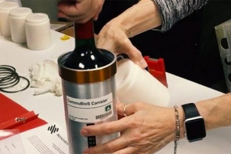 Zbog ispitivanja vino šalju u svemir