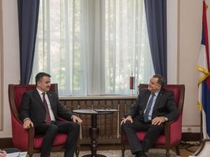 Tet-a-tet sastanak Dodika i Pakdemirlija