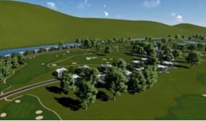 Blizu deponije: Gradnja golf-terena u Mostaru na 100 ha s urbanim vilama i hotelima sve izvjesnija