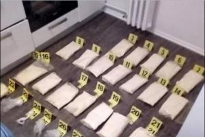 SIPA: 22 kilograma spida oduzeto u Sarajevu