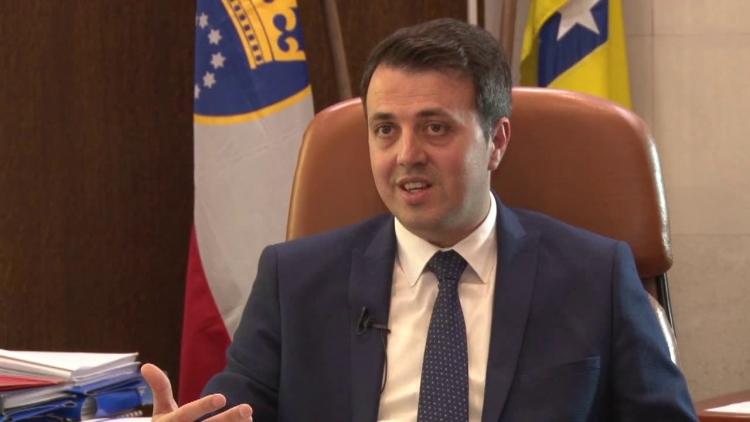 Ganić: Krivične prijave nemaju osnov, neplaćene presude ZDK vode u bankrot