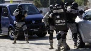 Hapšenje: Oštetili banku za 1,1 milion KM