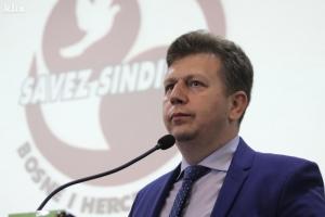 SSSBiH uputio primjedbe na Prijedlog zakona o zaštiti na radu FBiH
