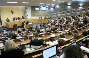 Dom naroda nije odobrio izvještaj o izvršenju budžeta FBiH