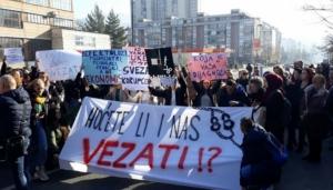 """Danas protestna šetnja povodom stanja u Zavodu """"Pazarić"""""""