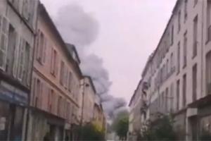 Ponovo požar u Francuskoj, gori zgrada u Versaju