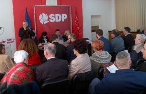 Podjele u SDP-u?