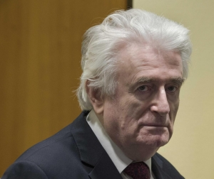 Naredba: Ne komentarisati presudu Karadžiću?