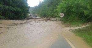 Velike padavine i poplave, vanredno CZ