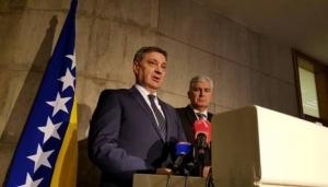 Čović i Zvizdić ohrabreni nakon sastanka