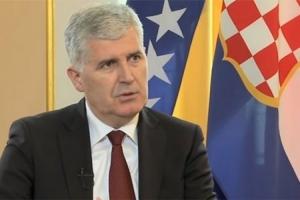 """Čović: O aferi """"selefije"""" da se ijasne Savjet ministara i bezbjedonosne agencije"""