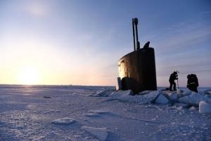 Vještačko zamrzavanje Arktika podmornicama koje proizvode led