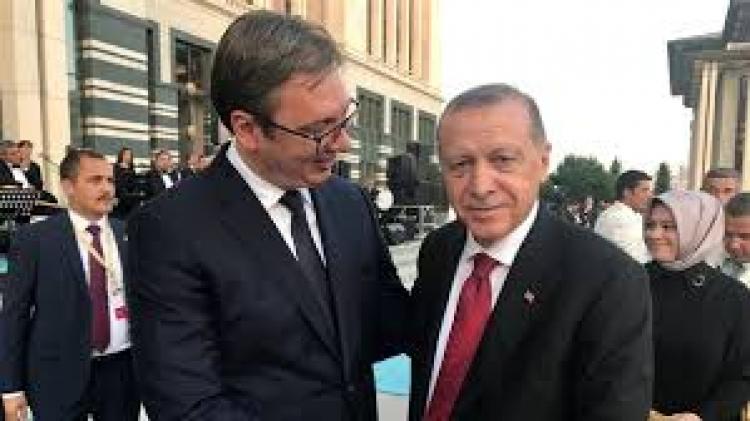 Erdogan odložio posjetu Srbiji