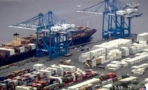 Crnogorac dizalicom utovarao kokain na brod