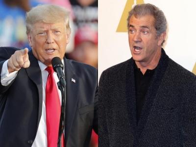 Viralni Mel i Trump: Zbog svoje reakcije kada je Donald Trump prošao pored njega, Mel Gibson na sebe navukao bijes javnosti