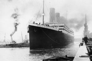 """Prvo i posljednje putovanje """"Titanika"""""""